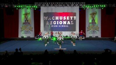 Wachusett Regional High School [2019 Small Coed Advanced High School Finals] NCA Senior & Junior High School National Championship