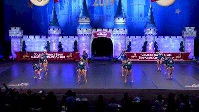 Missouri State University/Springfield [2019 Division I Jazz Semis] UCA & UDA College Cheerleading and Dance Team National Championship