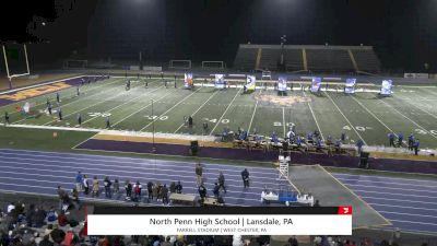 """North Penn High School """"Lansdale PA"""" at 2021 USBands Pennsylvania State Championships"""