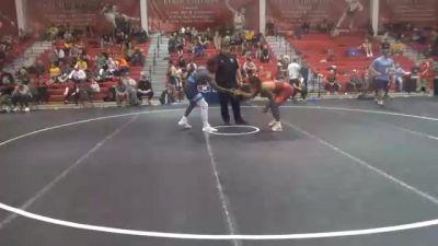 74 kg Prelims - Jeremiah Moody, Hawkeye Wrestling Club vs Quincy Monday, New Jersey RTC