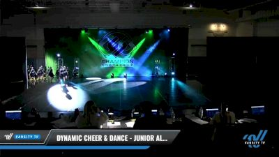 Dynamic Cheer & Dance - Junior All Stars [2021 Junior - Contemporary/Lyrical - Small Day 2] 2021 CSG Dance Nationals