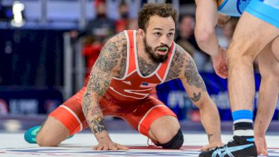 Full Replay: Mat C - World Olympic Games Qualifier - May 9