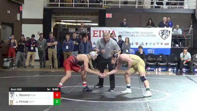 149 lbs Consolation - Lucas Revano, Penn vs Jared Prince, Navy