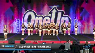 ACE of North MS - NIGHTHAWKS [2021 L4 - U17 Coed Day 2] 2021 One Up National Championship