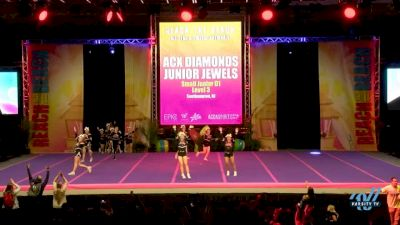 ACX Diamonds - Junior Jewels [2018 Junior--Small--D1 Day 1] ACDA Reach The Beach OC All Star and College Nationals