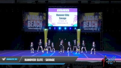 Hanover Elite - Savage [2021 L3 Youth - D2 Day 2] 2021 ACDA: Reach The Beach Nationals