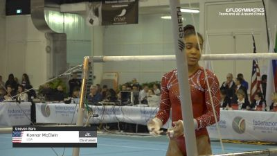 Konnor McClain - Bars, USA - 2019 City of Jesolo Trophy