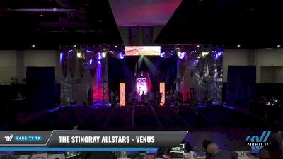 The Stingray Allstars - Venus [2021 L4 Senior - Medium Day 2] 2021 Queen of the Nile: Richmond