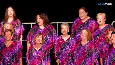 Liberty Belles: Harmony, Inc.'s Fastest-Growing Chorus