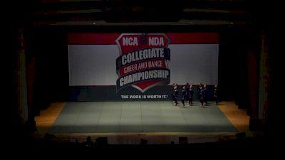 Bryant University [2018 Dance Team Performance Division I Prelims] NCA & NDA Collegiate Cheer and Dance Championship