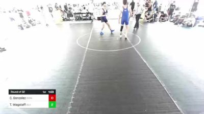 138 lbs Round Of 32 - Kenneth Rodgers, Reign WC vs Aldo Quintero, Centennial Wrestling