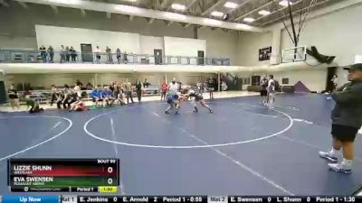 145 lbs Round 3 - Eva Swensen, Pleasant Grove vs Lizzie Shunn, Westlake