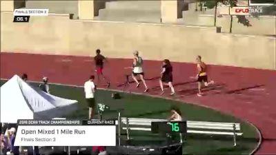 Open Mixed Mile, Heat 2