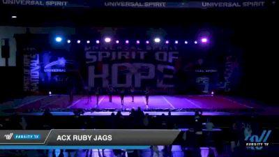ACX Ruby Jags [2021 Mini 1 Day 2] 2021 Universal Spirit: Spirit of Hope National Championship