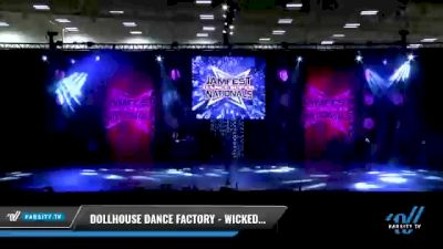 Dollhouse Dance Factory - Wicked Games [2021 Youth - Hip Hop - Large Day 2] 2021 JAMfest: Dance Super Nationals