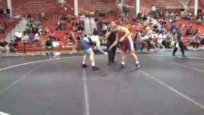 125 kg Prelims - Bowen McConville, Jackrabbit Wrestling Club vs Anthony Cassioppi, Hawkeye Wrestling Club