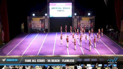 FAME All Stars - VA Beach - FLAWLESS [2021 L2 Junior - Small - B Day 2] 2021 ACDA: Reach The Beach Nationals