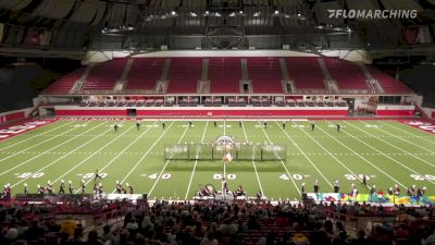 """Brookings High School """"Brookings SD"""" at 2021 USBands Quad States Championship"""
