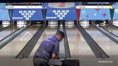 Replay: Lanes 31-32 - 2021 PBA50 Dave Small's Championship - Match Play Round 2 Games 1-5