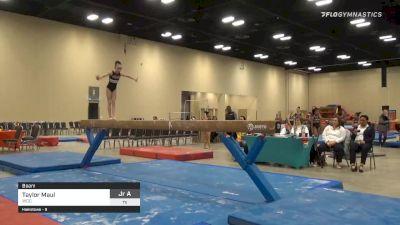 Taylor Maul - , WCC - 2020 Alamo Classic
