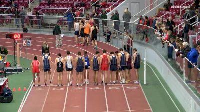 Men's 5k, Heat 5