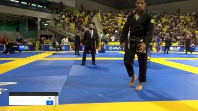 GUILHERME AUGUSTO SOARES SANTOS vs TANNER WADE RICE 2019 World Jiu-Jitsu IBJJF Championship