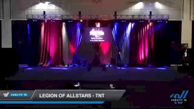 Legion of Allstars - TNT [2021 L1 Tiny - Novice - Restrictions Day 1] 2021 The American Royale DI & DII