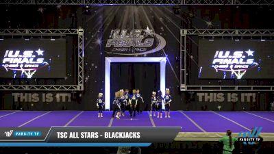 TSC All Stars - Blackjacks [2021 L1 Mini - D2 Day 1] 2021 The U.S. Finals: Ocean City