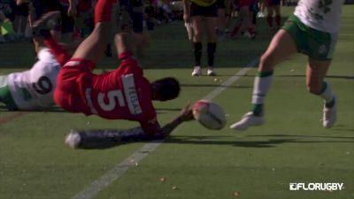 RLWC Highlights: Wales v Ireland