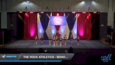 The Rock Athletics - Senior Slate [2021 L4 Senior - D2 - Small Day 1] 2021 The American Royale DI & DII