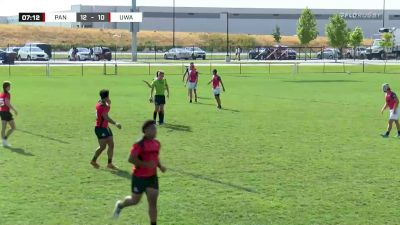 Panther 7s Red vs. Utah Warriors Academy - 2021 NAI 7s - Pool Play