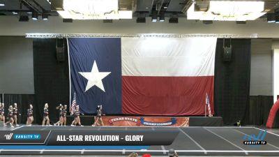All-Star Revolution - Glory [2021 L2 Senior Day 2] 2021 ACP Power Dance Nationals & TX State Championship