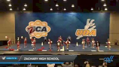 Zachary High School [2020 Game Day Small Varsity Day 2] 2020 UCA Magnolia Championship