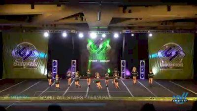 Spirit All Stars - Team Pass10n [2021 L2 Junior - D2 - Small - A Day 3] 2021 CSG Super Nationals DI & DII