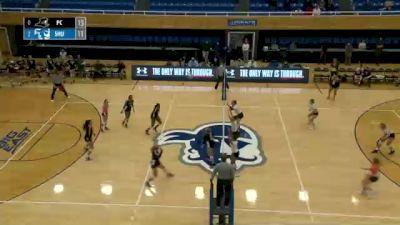 Replay: Providence vs Seton Hall | Oct 1 @ 6 PM
