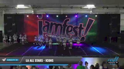 LA All Stars - Icons [2021 L4 Senior Day 2] 2021 JAMfest: Liberty JAM