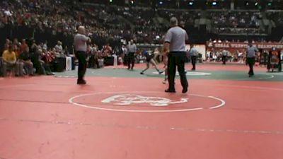 182 s, Daniel Beemer, Ottawa Glandorf vs Logan Stanley, Waynedale