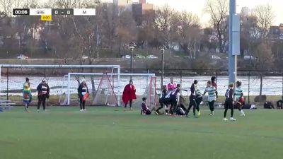 2019 New York 7s Women's Social Final: Team Toron vs Old Maroon