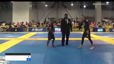 KENNETH CLATTERBUCK vs KRYZ NAVARRO 2021 American National IBJJF Jiu-Jitsu Championship