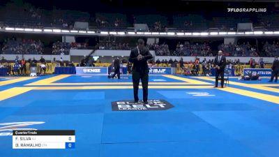 FELIPE SILVA vs DIEGO RAMALHO 2019 World IBJJF Jiu-Jitsu No-Gi Championship