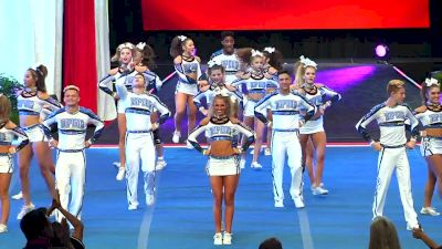 Florida Top Dog All Stars - Rain [2018 Senior Small Coed Semis] The Cheerleading Worlds