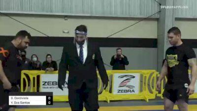 Guilherme Cordiviola vs Yuri Dos Santos 2020 American National IBJJF Jiu-Jitsu Championship