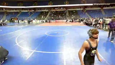 106 lbs 7th Place - Alex Ropski, Tennessee vs Sal Palmisano, Pennsylvania