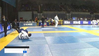 Manuel Ribamar vs Claudio Calasans 2019 Pan Jiu-Jitsu IBJJF Championship