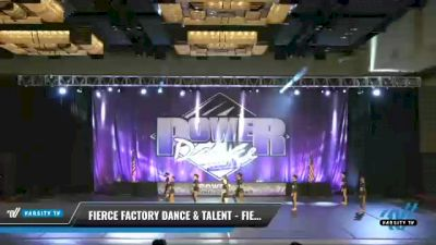 Fierce Factory Dance & Talent - Fierce Factory - Junior Jazz [2021 Junior - Jazz Day 2] 2021 ACP Power Dance Nationals & TX State Championship