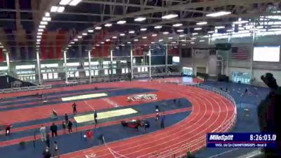 Full Replay - VHSL Indoor Championships | Class 1-2 - Track Events - Mar 3, 2021 at 7:26 AM CST