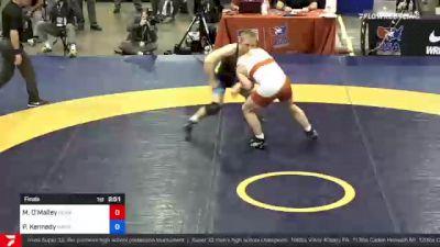 79 kg Final - Michael O'Malley, Pennsylvania RTC vs Patrick Kennedy, Hawkeye Wrestling Club