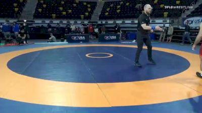 67 kg Prelims - Ty Lydic, Westmoreland County Wrestling Club vs Colton Rasche, Marines