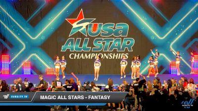 Magic All Stars - Fantasy [2019 Senior XSmall 5 Day 1] 2019 USA All Star Championships
