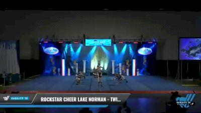 Rockstar Cheer - Lake Norman - Twisted Sister [2021 L3 Junior - Small Day 1] 2021 Return to Atlantis: Myrtle Beach
